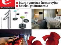 Biura i hotele – aranżacje wnętrz dla architektów i projektantów. Czytaj bezpłatnie o produktach online!