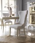 Krzesło tapicerowane Queen NOVELLE