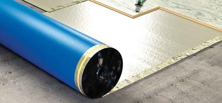 Podkład podłogowy Pro Thermo Vapor Stop CEZAR