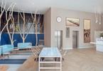 Nowoczesny hotel – aranżacja recepcji i lobby w nadmorskim stylu