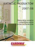 Katalog produktów Gardinia
