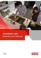 Kuchenny Mix Promocyjna Oferta FRANKE 2014